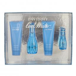 COOLWATER 4 PCS SET FOR WOMEN: 1.7 SP