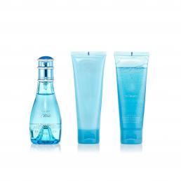 COOLWATER 3 PCS SET FOR WOMEN: 1 OZ SP