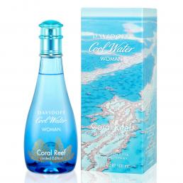 COOLWATER CORAL REEF 3.4 EDT SP FOR WOMEN