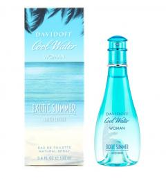 COOLWATER EXOTIC SUMMER 3.4 EDT SP FOR WOMEN