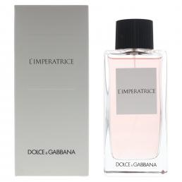 DOLCE & GABBANA # 3 L'IMPERATRICE 3.4 EDT SP FOR WOMEN