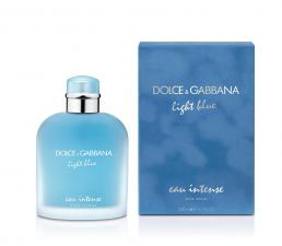 DOLCE & GABBANA LIGHT BLUE EAU INTENSE 6.7 EDP SP FOR MEN