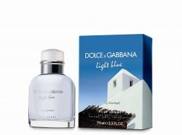 DOLCE & GABBANA LIGHT BLUE STROMBOLI 2.5 EDT SP FOR MEN