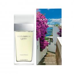 DOLCE & GABBANA LIGHT BLUE ESCAPE TO PANAREA 3.4 EDT SP