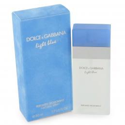 DOLCE & GABBANA LIGHT BLUE DEOD. 1.7 SP