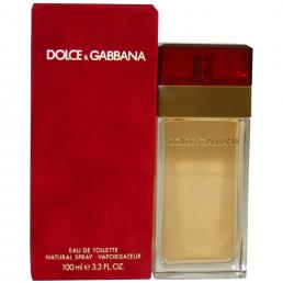 DOLCE & GABBANA 3.4 EDT SP FOR WOMEN