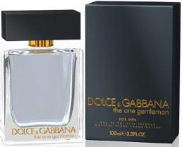 DOLCE & GABBANA THE ONE GENTLEMEN 3.4 EDT SP
