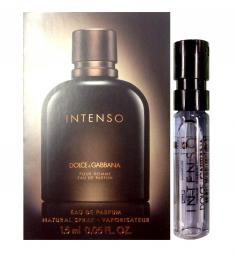 DOLCE & GABBANA INTENSO VIAL 0.05 OZ EDP FOR MEN