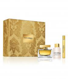 DOLCE & GABBANA THE ONE 3 PCS SET FOR WOMEN: 2.5 SP