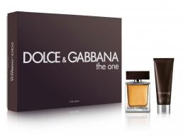 DOLCE & GABBANA THE ONE 2 PCS SET FOR MEN: 3.3 SP