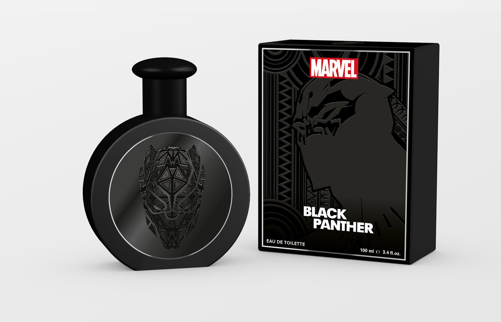 MARVEL BLACK PANTHER 3.4 EDT SP