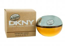 DKNY BE DELICIOUS 3.4 EDT SP FOR MEN