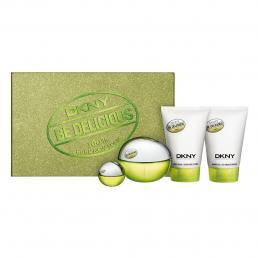 DKNY BE DELICIOUS 4 PCS SET: 3.4 SP