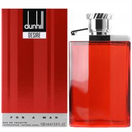 DUNHILL DESIRE RED 3.4 EDT SP FOR MEN