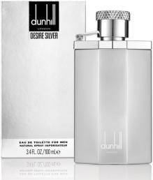 DUNHILL DESIRE SILVER 3.4 EDT SP FOR MEN