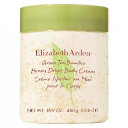 GREEN TEA BAMBOO HONEY DROPS 16.9 OZ BODY CREAM