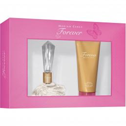 MARIAH CAREY FOREVER 2 PCS SET: 1.7 EAU DE PARFUM SPRAY + 3.3 LUMINOUS BODY LOTION (WINDOW BOX)