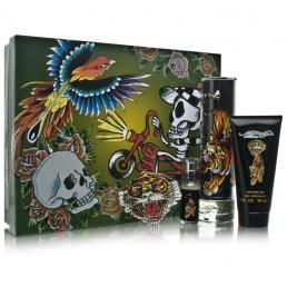 ED HARDY SPEEDY 4 PCS SET FOR MEN: 3.4 SP