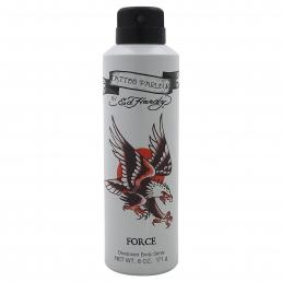 ED HARDY FORCE 6 OZ BODY SPRAY FOR MEN