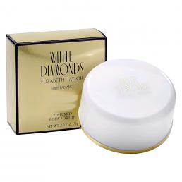 WHITE DIAMONDS 2.6 OZ DUSTING POWDER