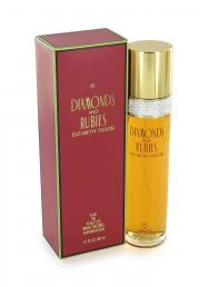 DIAMONDS & RUBIES 3.4 EAU DE TOILETTE SPRAY