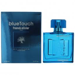 FRANCK OLIVIER BLUE TOUCH 3.3 EDT SP