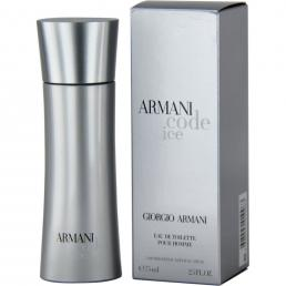 ARMANI CODE ICE 2.5 EDT SP FOR MEN