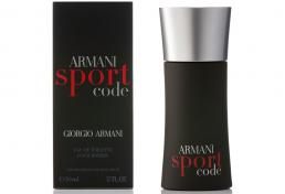 ARMANI CODE SPORT 1.7 EDT SP FOR MEN