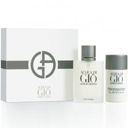 ACQUA DI GIO 2 PCS SET FOR MEN: 3.4 SP
