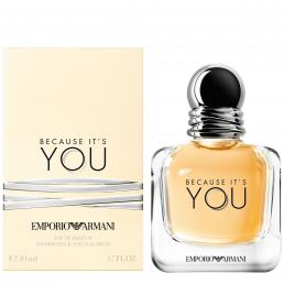 EMPORIO ARMANI BECAUSE IT'S YOU 1.7 EDP SP