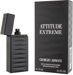 GIORGIO ARMANI ATTITUDE EXTREME 2.5 EDT SP FOR MEN