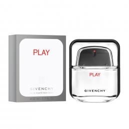 GIVENCHY PLAY 1.7 EDT SP FOR MEN