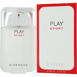 GIVENCHY PLAY SPORT 3.4 EDT SP FOR MEN