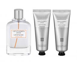 GIVENCHY GENTLEMEN ONLY CASUAL CHIC 3 PCS SET: 3.4 EDT SP