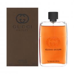 GUCCI GUILTY ABSOLUTE 3 OZ EDP SP FOR MEN