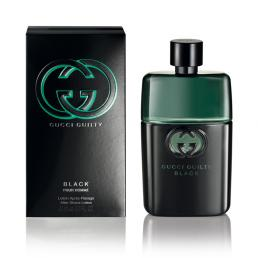 GUCCI GUILTY BLACK 3 OZ AFTER SHAVE