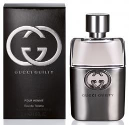 GUCCI GUILTY 1.7 EDT SP FOR MEN