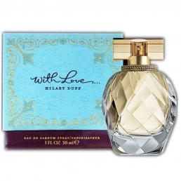 WITH LOVE HILARY DUFF 1 OZ EDP SP FOR WOMEN