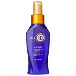ITS A 10 MIRACLE LEAVE-IN PLUS KERATIN 4 OZ