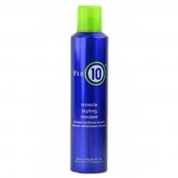 IT'S A 10 MIRACLE STYLING MOUSSE 9 OZ