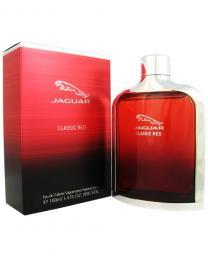 JAGUAR CLASSIC RED 3.4 EAU DE TOILETTE SPRAY FOR MEN