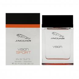 JAGUAR VISION SPORT 3.4 EAU DE TOILETTE SPRAY FOR MEN