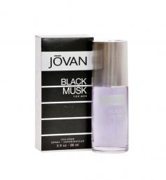 JOVAN BLACK MUSK 3 OZ COL SP FOR MEN