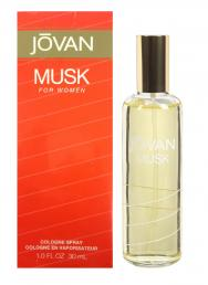 JOVAN MUSK 1 OZ COLOGNE SPRAY FOR WOMEN