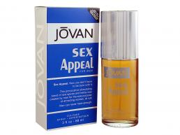 JOVAN SEX APPEAL 3 OZ COL SP FOR MEN