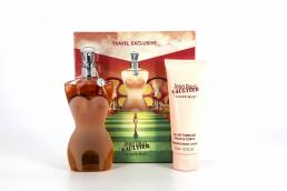 JEAN PAUL GAULTIER 2 PCS SET FOR WOMEN: 3.4 SP (TRAVEL)