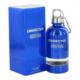 KENNETH COLE REACTION CONNECTED 4.2 EDT SP FOR MEN
