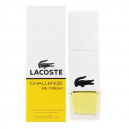 LACOSTE CHALLENGE REFRESH 2.5 EDT SP FOR MEN