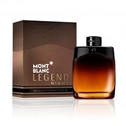 MONT BLANC LEGEND NIGHT 3.3 EDP SP FOR MEN