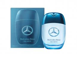 MERCEDES-BENZ THE MOVE 3.4 EDT SP FOR MEN